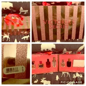 Victoria's Secret Mini Parfums Travel Box
